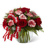 The Winter Elegance Bouquet
