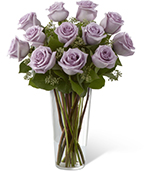 The Lavender Rose Bouquet