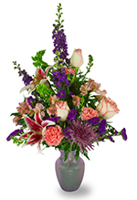 Loving Sentiment Bouquet